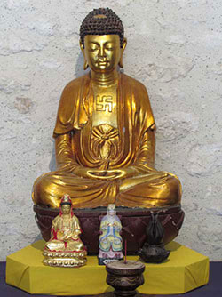 Image of budha
